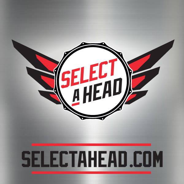 Select A Head Drum Art Displays